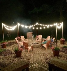 Newest Backyard Fire Pit Design Ideas That Looks Great 36