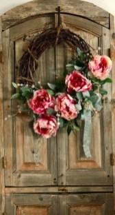 Newest Front Door Wreath Decor Ideas For Summer 22