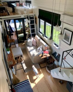 Rustic Tiny House Interior Design Ideas You Must Have 30