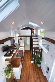 Rustic Tiny House Interior Design Ideas You Must Have 40