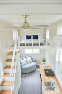 Rustic Tiny House Interior Design Ideas You Must Have 50