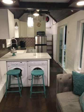 Rustic Tiny House Interior Design Ideas You Must Have 52