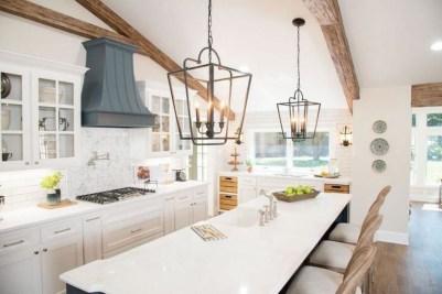 Trendy Fixer Upper Farmhouse Kitchen Design Ideas 15