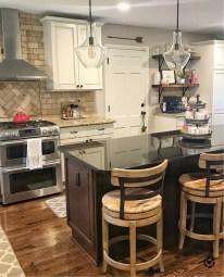 Trendy Fixer Upper Farmhouse Kitchen Design Ideas 23