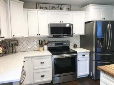 Trendy Fixer Upper Farmhouse Kitchen Design Ideas 50