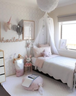 Vintage Girls Bedroom Ideas For Small Rooms To Try 39