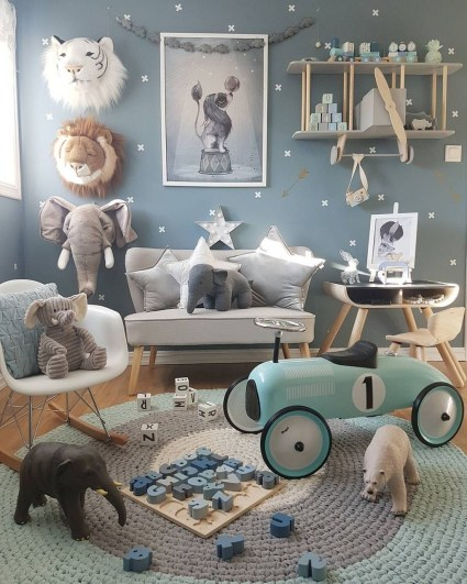 Adorable Disney Room Design Ideas For Your Childrens Room 45