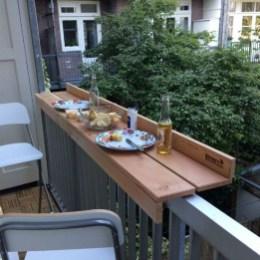 Amazing Balcony Design Ideas On A Budget 04