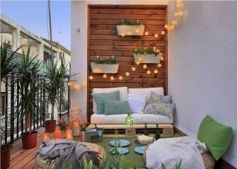 Amazing Balcony Design Ideas On A Budget 14