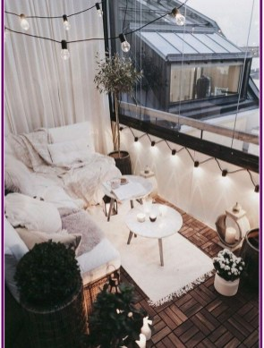 Amazing Balcony Design Ideas On A Budget 15