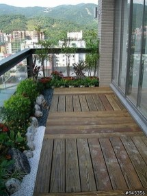 Amazing Balcony Design Ideas On A Budget 29