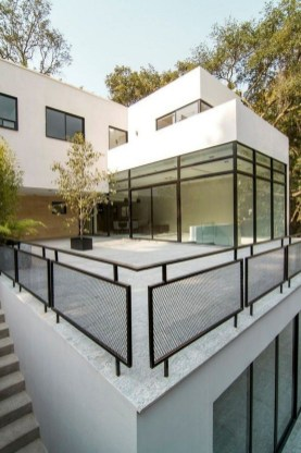 Amazing Balcony Design Ideas On A Budget 35