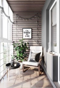 Amazing Balcony Design Ideas On A Budget 37