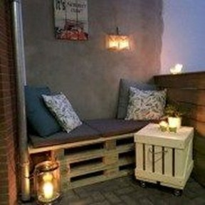 Amazing Balcony Design Ideas On A Budget 38
