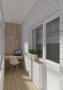 Amazing Balcony Design Ideas On A Budget 40