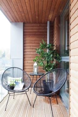 Amazing Balcony Design Ideas On A Budget 41