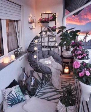 Amazing Balcony Design Ideas On A Budget 43