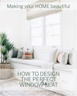 Amazing Window Seat Ideas For A Cozy Home 10