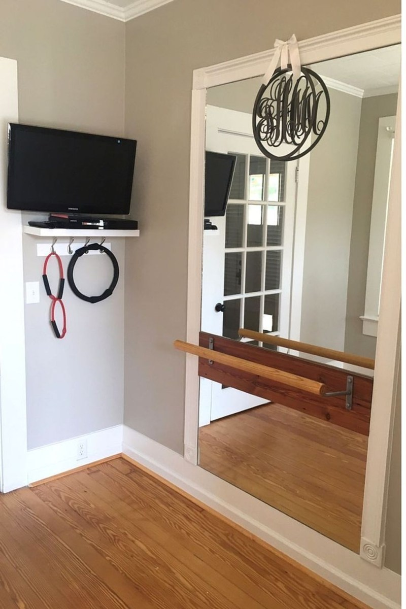 Astonishing Home Gym Room Design Ideas For Your Family 10