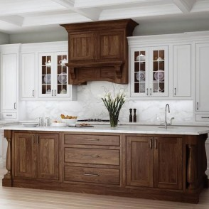 Awesome Wooden Kitchen Design Ideas You Must Have 22