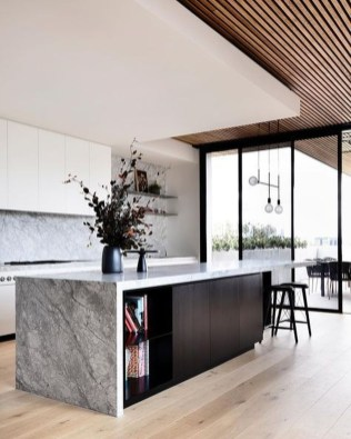 Awesome Wooden Kitchen Design Ideas You Must Have 26