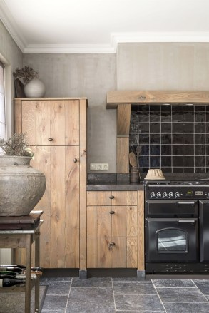 Awesome Wooden Kitchen Design Ideas You Must Have 41