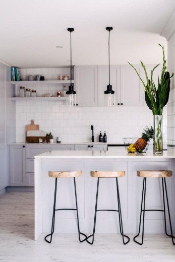 Awesome Wooden Kitchen Design Ideas You Must Have 47