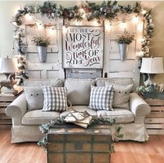 Best Christmas Home Decor Ideas To Try Asap 34