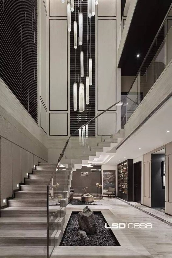 Best Minimalist Staircase Design Ideas You Must Have 45