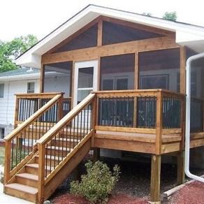 Comfy Porch Design Ideas To Try 41