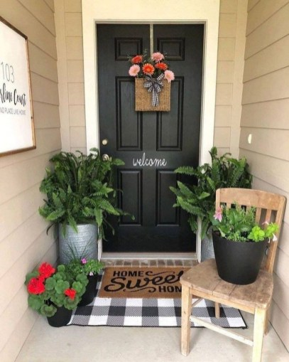 Comfy Porch Design Ideas To Try 46