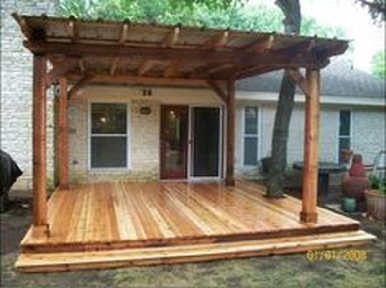 Comfy Porch Design Ideas To Try 47