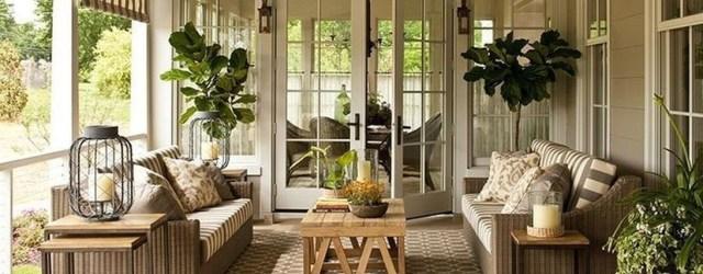 Comfy Porch Design Ideas To Try 49