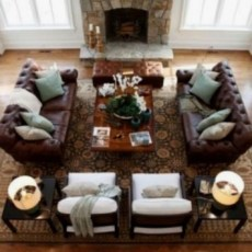 Elegant Large Living Room Layout Ideas For Elegant Look 29