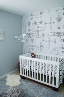 Fabulous Baby Boy Room Design Ideas For Inspiration 23