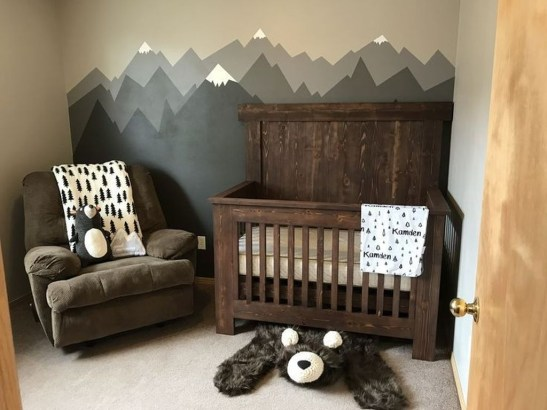 Fabulous Baby Boy Room Design Ideas For Inspiration 34