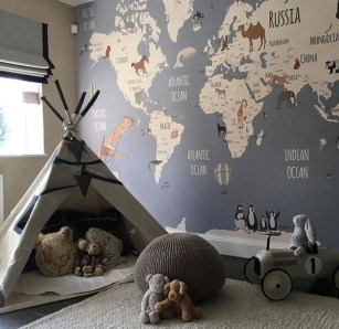 Fabulous Baby Boy Room Design Ideas For Inspiration 49