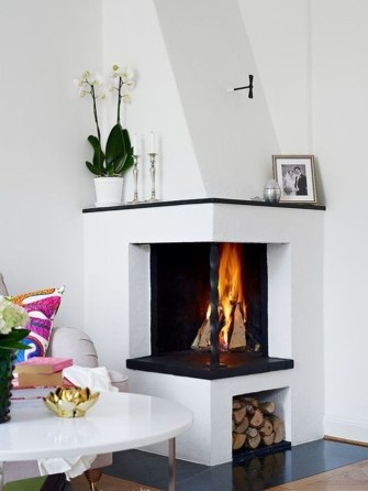 Fabulous Fireplace Design Ideas To Try 13