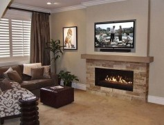 Fabulous Fireplace Design Ideas To Try 31
