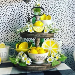 Impressive Farmhouse Decor Ideas That Suitable For Summer 43