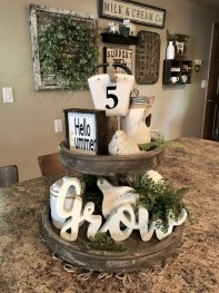 Impressive Farmhouse Decor Ideas That Suitable For Summer 46