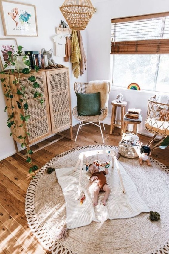 Incredible Nursery Design Ideas To Try Asap 47