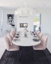 Oustanding Diy Decor Ideas To Upgrade Your Dining Room 08
