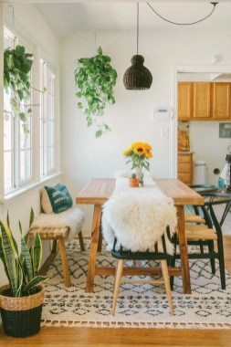 Oustanding Diy Decor Ideas To Upgrade Your Dining Room 24