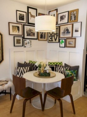 Oustanding Diy Decor Ideas To Upgrade Your Dining Room 26
