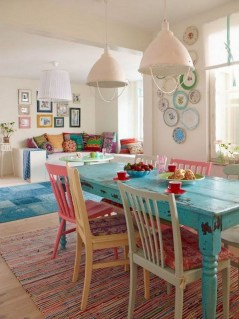 Oustanding Diy Decor Ideas To Upgrade Your Dining Room 30