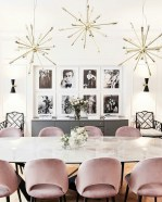 Oustanding Diy Decor Ideas To Upgrade Your Dining Room 33