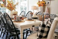 Oustanding Diy Decor Ideas To Upgrade Your Dining Room 45