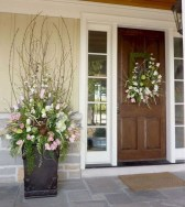 Perfect Porch Planter Design Idseas That Will Give Your Exterior A Unique Look 05