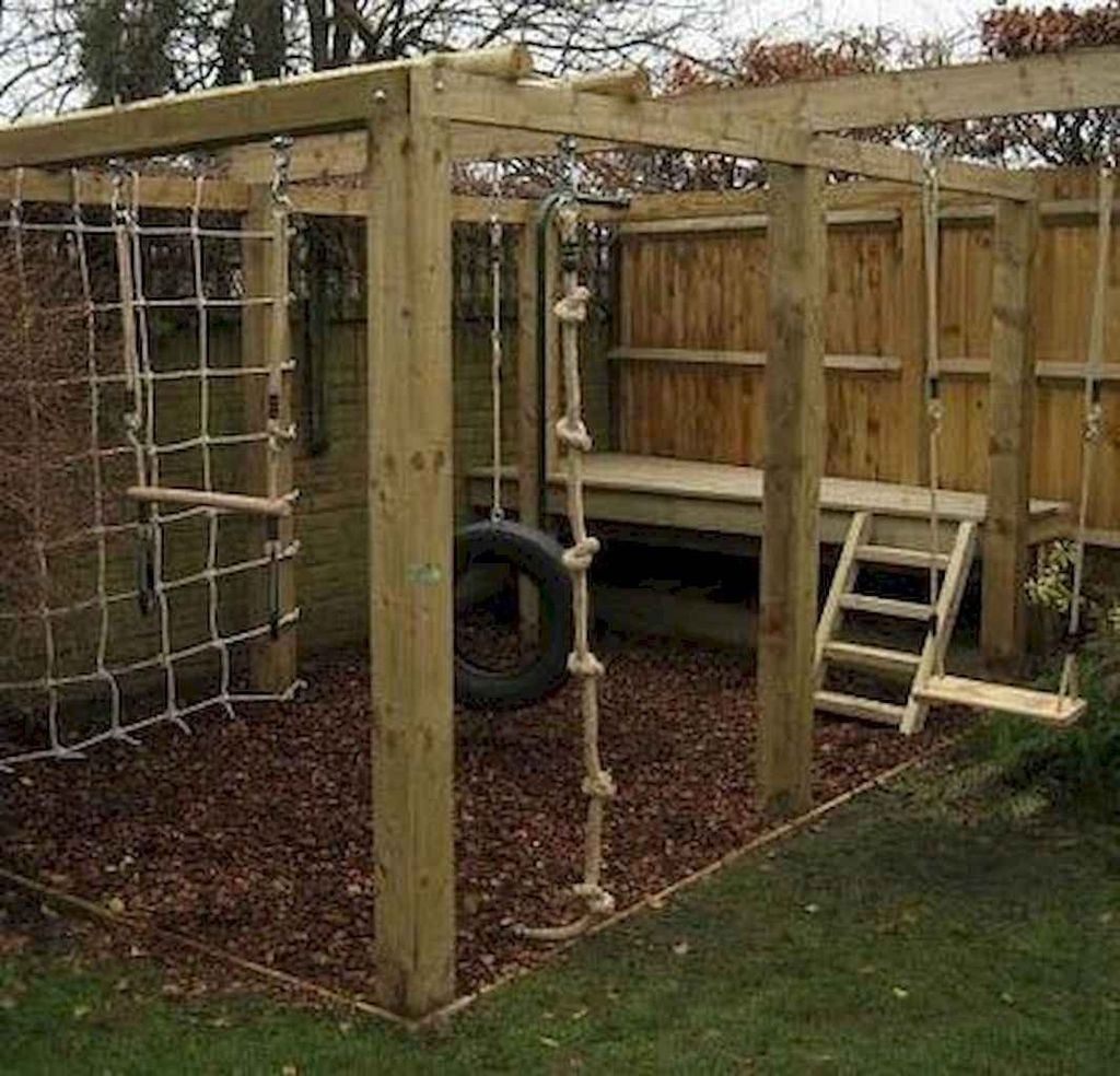 Popular Diy Backyard Projects Ideas For Your Pets 43